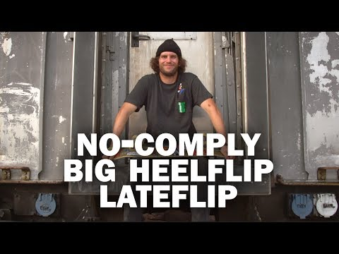 No-Comply Big Heeflip Late-Flip: Beanie || ShortSided