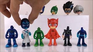 Pj Masks Toys Wrong Heads Puzzles for Kids