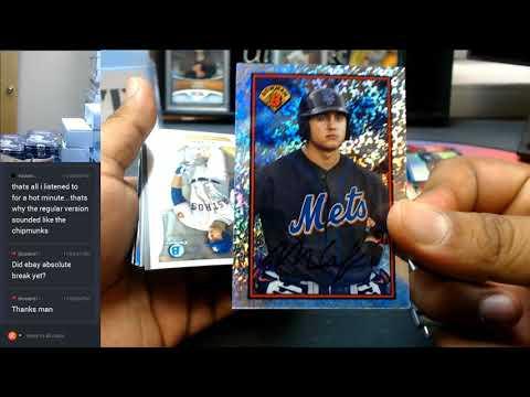 2014 Bowman Draft Baseball Asia Edition 6 Box Half Case Break #2 EBAY