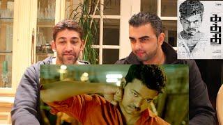 Kaththi Trailer Reaction | Vijay, Samantha | A.R.Murugadoss | Anirudh |