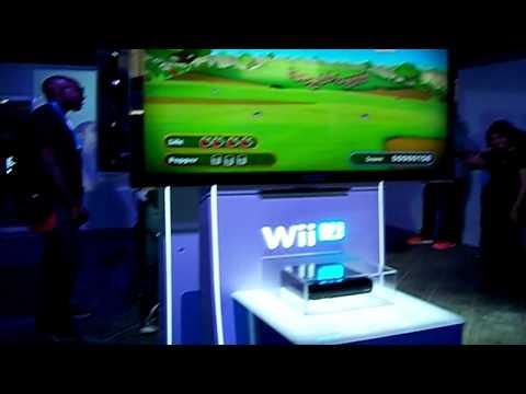 Wii U 「GAME & WARIO」、2012年発売予定、 Cam撮りデモプレイムービー公開