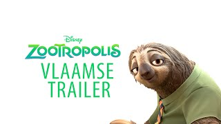 Zootropolis | Vlaamse trailer 1 | Disney BE