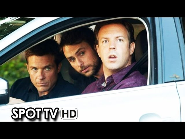Come Ammazzare Il Capo... e vivere felici 2 Spot Tv (2014) - Jennifer Aniston Movie HD
