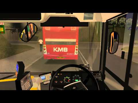 [OMSI] KMB 234A to Sea Crest Villa (Volvo Super Olympian)
