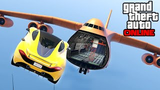 GTA 5: Online - Stunts, Funny Moments & Custom Game Modes
