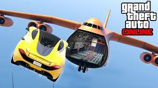 GTA 5: Online - Stunts, Funny Moments & Custom Game Modes