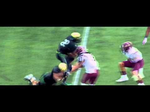 Desmond Martin Wayne State Football [Premier Highlights]