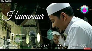 Huwannur HD Audio + Lirik  Habib Abdullah Bin Ali Alatas - Bekasi Kidul Bersholawat - HMM