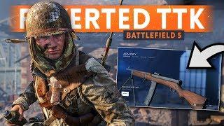DICE REVERT THE TTK CHANGE! - Battlefield 5 (+ NEW Ribeyrolles 1918 Weapon!)