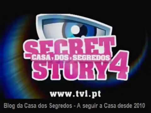 casa dos segredos 4 secret story portugal casting youtube. Black Bedroom Furniture Sets. Home Design Ideas
