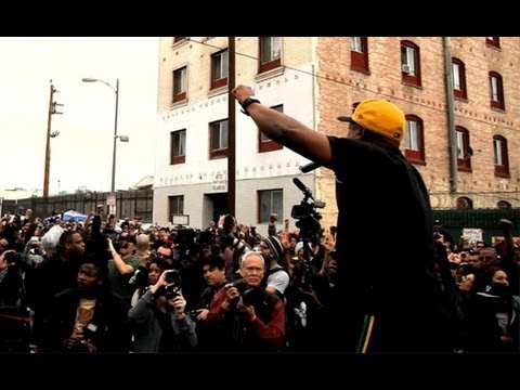 Public Enemy feat. Brother Ali - Get Up Stand Up