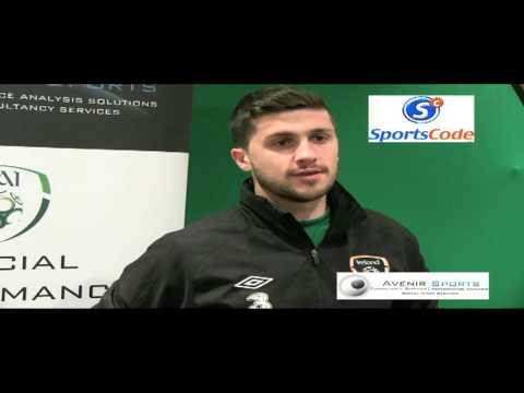 Shane Long talks to Avenir Sports