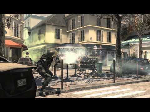 Call of Duty: Modern Warfare 3 Trailer Arrives