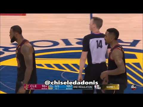JR Smith Makes The Dumbest Play In NBA History