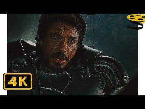 Побег Тони Старка (Часть 2) Смерть Инсена | Железный человек (2008) HD