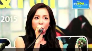Dara 2NE1 speaks 5 different languages