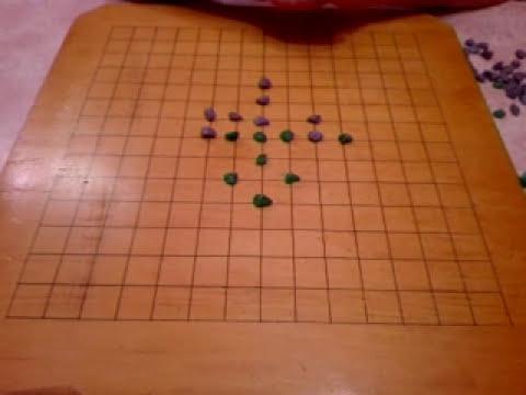 Настольные игры. Урок 8. Рэндзю.
