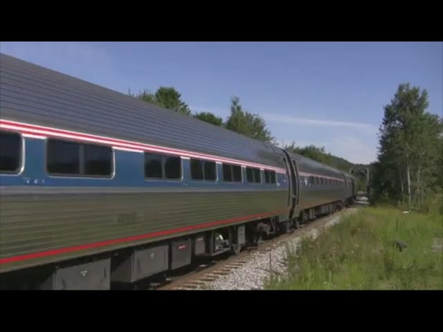Passenger With Measles Takes Amtrak Train to Penn Station