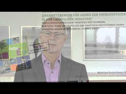 """Aus dem Glashaus 3: Ressourceneffizienz, der Kongress und der Wettbewerb """"deltaE"""""""