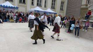 Luxembourg Scottish Country Dance  Club - Europe Day 2017 Demonstration