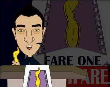 Aamir Khan's speech @ Filmfare 2008