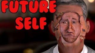 MY FUTURE SELF | I CREATED A MONSTER!