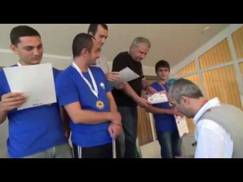 Победители чемпионата Абхазии  по домино