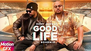 Motion Poster | Goodlife | Deep Jandu FT. Bohemia | Abrina | Releasing on 15 Jan 2018 |Speed Records