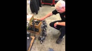 Gene Adams Performance engine damage evaluation