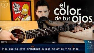 download musica El color de tus ojos BANDA MS Cover Christianvib Guitarra Acustico