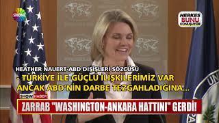 "Zarrab ""Washington-Ankara hattını"" gerdi!"