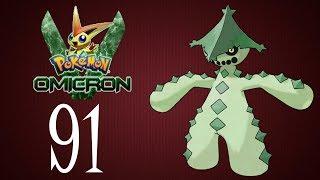 Let's Play Pokemon Omicron Randomized Nuzlocke #91: New Toy Syndrome