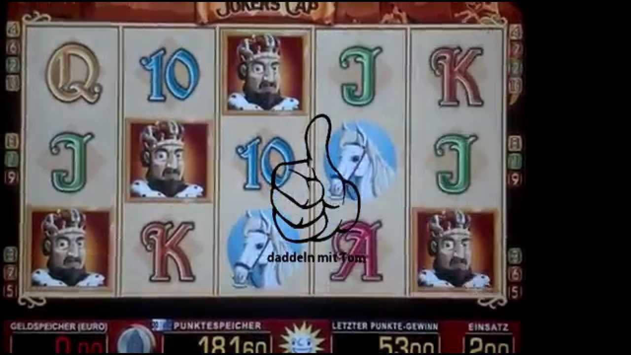 slot machine merkur