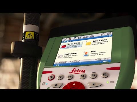 Leica Viva GNSS