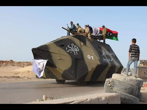 Rare Homemade Tanks of Libyan Civil Wars   2011 to 2016