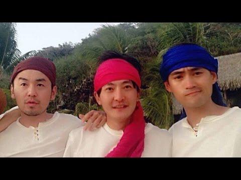 20141217 超级访问  袁弘 郭京飞 人生何处无快乐