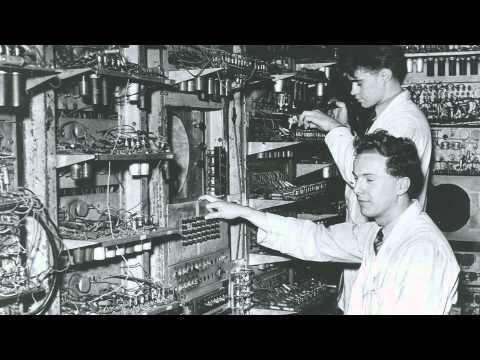 Manchester Baby: world's first stored program computer