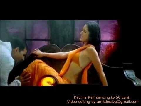 Sexy Katrina Kaif Dancing To 50 Cent. Down On Me video