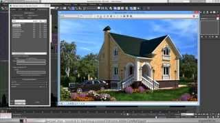 Rendering elements in 3ds max and v-ray 3.0 part 1 / Послойный рендер в 3ds max и V-ray 3.0 часть 1