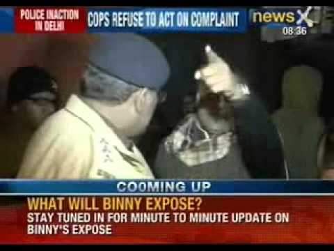 Sex, Drugs And Lawlessness: Delhi Police Refuse To Act On Delhi's Law Minister's Complaint - Newsx video