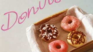 Donuts ? Tutorial Fimo ? Polymer Clay miniature food