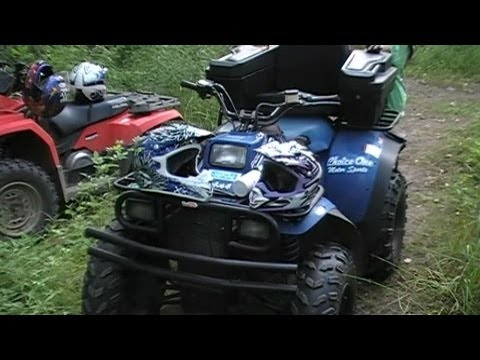 4x4 Polaris Magnum 425 Grate ATV