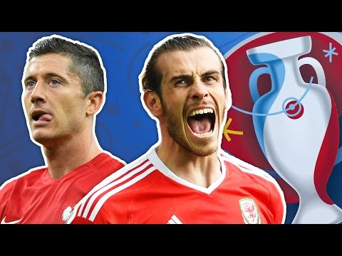 Is Gareth Bale Better Than Cristiano Ronaldo? | EURO 2016 | W&L