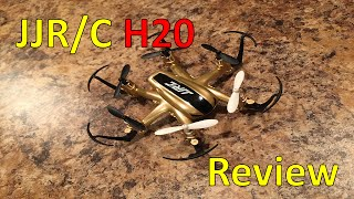JJR/C H20 Hexacopter Review