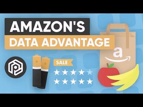 Why Amazon is Worth 1 Trillion