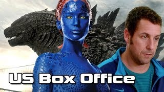US BoxOffice Week 21 in 2014