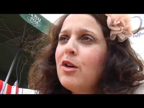 Tunø Festival 2011 - Interview med Sascha Dupont