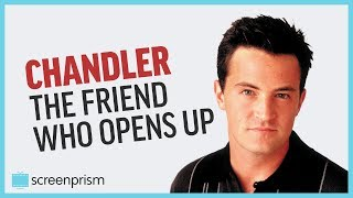 Download Lagu Chandler Bing, the Friend Who Opens Up Gratis STAFABAND