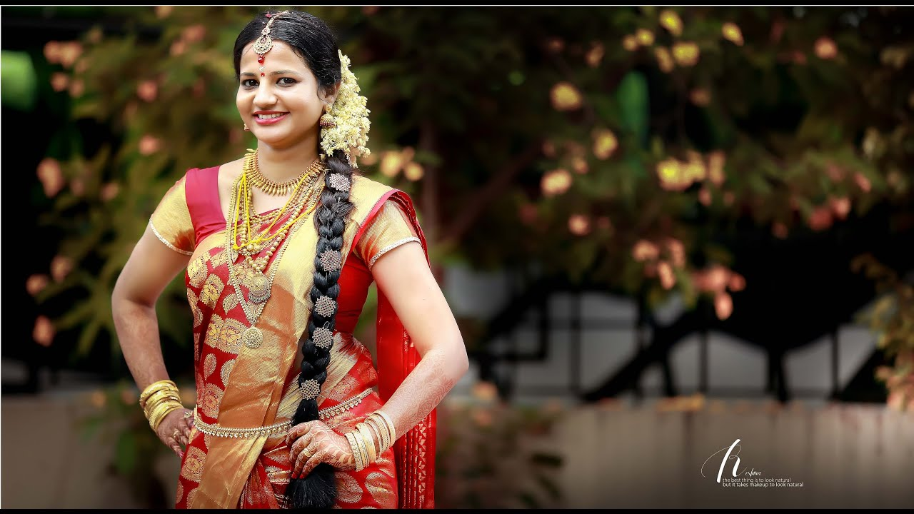 A Traditional Wedding of Kerala Traditional Wedding Dress