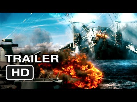 Battleship Official Trailer #2 - Rihanna Movie (2012) HD